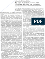 Sostienen Presidentes de Conindustria y Consecomercio - El Sector Privado Con Fuertes Presiones Ante Problematica Por Cartas de Credito - El Universal 14.08.1989