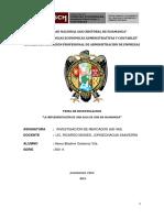 Informe de investigación de mercados( AD-342)