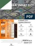 Perth as a Smart City Presentation
