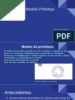 Exposicion Modelo Prototipo