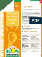 [Brico] Tridome - 15 Construire Une Cloison en Carreaux de Plâtre