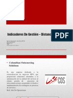Indicadores de Gestión – Actividad 3