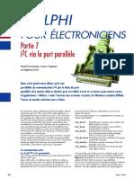 [Elec] Elek - DeLPHI Pour Électroniciens 06-10
