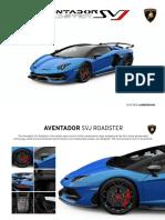Lamborghini AventadorSVJRoadster AC3ILN 19.05.14