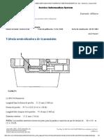 Especificacion de Valvula Neutralizadora