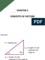 Chapter 2_Concepts of Vectors