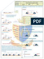 2. m.r.u.v. Guía de Clase