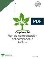 17. EIA_Cap14_Plan de compensación biótico