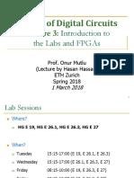 Digitaldesign s18 Lecture3 Fpga