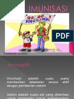 Penyuluhan Imunisasi 5 Juli 2018
