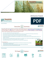 TRADERSbiomass PitchBook (Ver 5.5 - 1st Mar'2019)