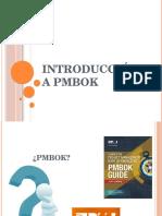 Introducción a PMBOK V2 Anexos