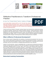 Reflective Practice Idea2