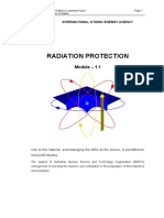Radiation Protection (Module 1.1)