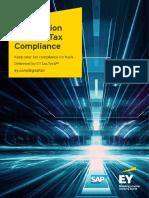Ey Sap Tax Compliance Brochure