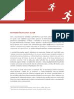 Actividad Física y Pausa Activa