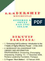 Leadership Kepimpinan