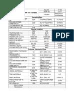 (e1) Chapter 2.2 DP2 Equipment Specification Sheet