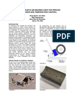 Paper - Viscous Shear in Air Bearing Gaps for Precise Web Tension and Temperature Control