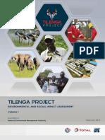 Tilenga ESIA Volume I_28/02/19