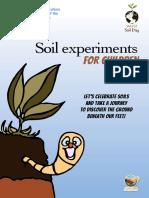FAO Soils Experiments for Children