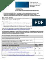 0614 Sc400 Short Stay Activity Checklist