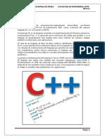 Programación en Lenguaje C++