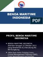 Benoa Maritime Indonesia