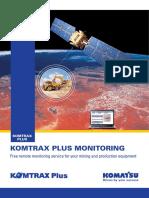Komtrax Plus Monitoring Brochure