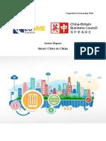 Eu Sme Centre Report - Smart Cities in China i Edit - Jan 2016-1-1