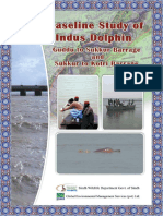 Indus Dolphin Baseline Survey Report
