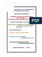 Análisis Crítico Reflexivo de La Estrategia Del Desarrollo de La Expresión Oral
