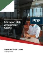 MSA Applicants User Guide September 2018 v2