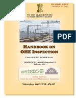 Final Handbook on OHE Inspection