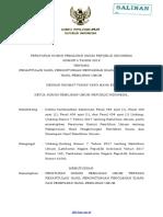 Format Rekapitulasi Laporan Pengawasan Form A