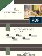 Stabilisasi Lkl Toric