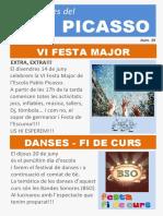 Les Notícies Del Picasso 48 Juny-19