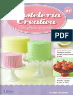 Pasteleria Creativa 21