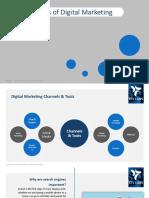 Constituents of Digital Marketing