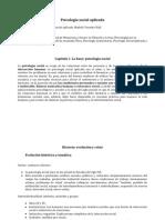 Alipio Sánchez - Psicología social aplicada