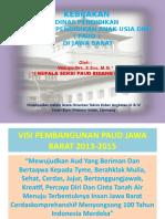 Program Paud 2016