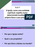 02 - Eclesiologia - Oswaldo Carreiro_slides