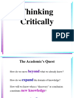 ThinkingCritically.ppt