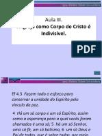 03 - Eclesiologia - Oswaldo Carreiro_slides
