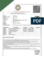 Admit Card 2018-19 Odd-Sem (2)