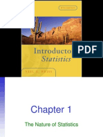 Chapter1 the Nature of Statistics