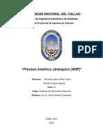 Proceso Analítico Jerarquíco