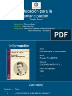 Ed Emancipacion