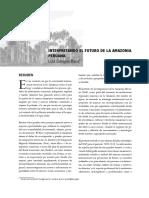 Futuro de La Amazonia Peruana Al 2021