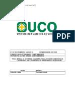 06 GARE 011 Manual de SST y manejo ambiental para contratistas.doc